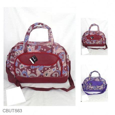 Dompet Kecil Wanita Pounch Motif Kupu jual tas travel batik murah model tas travel batik