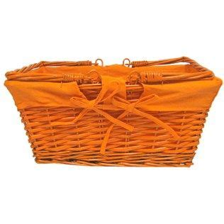 Wicker Baskets For Changing Table Orange Basket For Changing Table Birds Baskets And Fish
