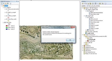 9 acquire gis arcgis desktop how to acquire schema lock is one already exists geographic information