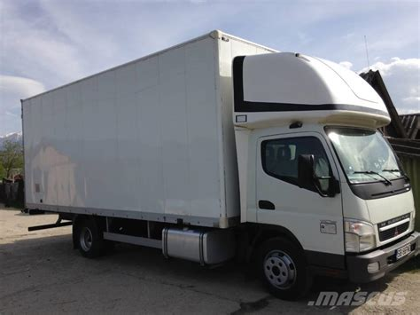 truck mitsubishi canter used mitsubishi canter box trucks year 2008 price