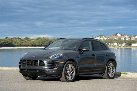 macan porsche 2017 2017 porsche macan turbo for sale in bc at