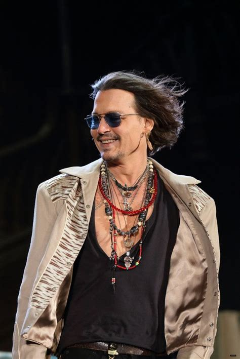 M K Takes Style Cues From Johnny Depp by S Spiritual Bohemian Protection Necklace With