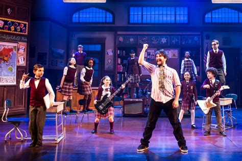 school house rock musical school of rock the musical review simon parris man in chair