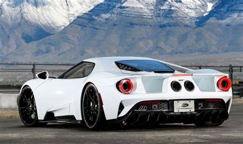 2019 ford gt 2019 ford gt price specs interior ford and lincoln cars