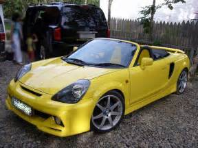 Toyota Mr S For Sale 2000 Toyota Mr S Pictures 1800cc Gasoline Fr Or Rr