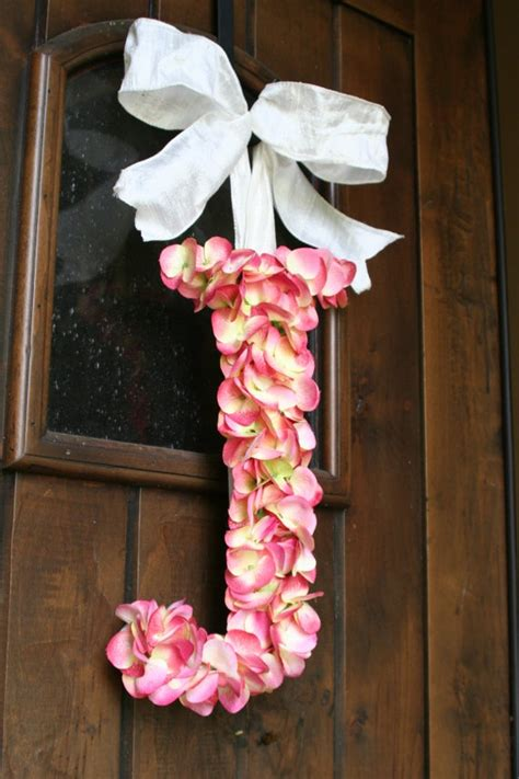 Bloomen Flowers Diy by 30 Blooming Diy Monogram Letter Ideas