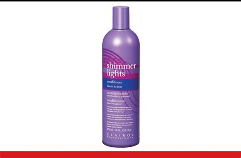 Light Blue Shade Conditioner by Best Shoo And Conditioner For Gray Hair