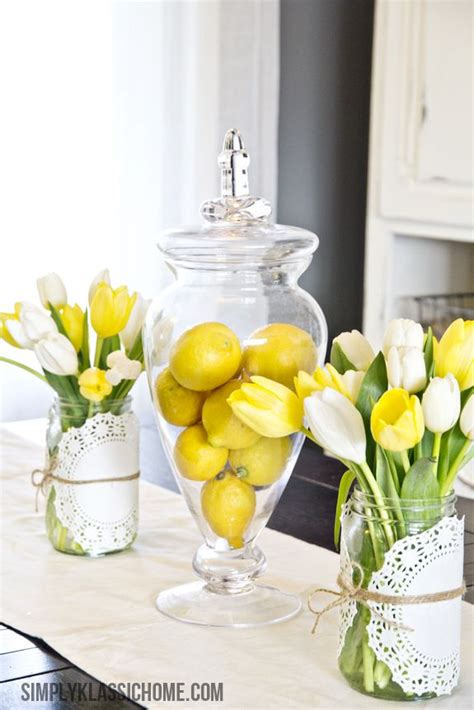 home decor centerpieces 17 best ideas about kitchen table centerpieces on pinterest kitchen table decorations kitchen