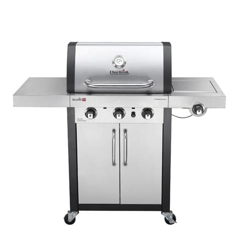 char broil commercial series outdoor sink shop char broil commercial tru infrared stainless and