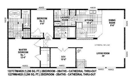 skyline manufactured home floor plans skyline triple wide floor plans floor plans for double