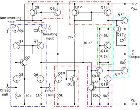 integrator circuit basics basic integrator circuit basic wiring diagram and circuit schematic