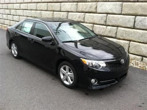 Toyota Camry Black On Black Toyota Camry Black 2014 Reviews Prices Ratings With