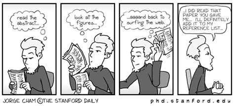 Phd Comics Literature Review by Whistle While You Work Gis Education In Inter Disciplinary Research