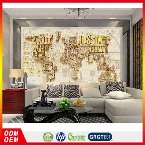 Dekorasi Rumah Peta Wall Sticker Dinding Walpaper Paper Stiker beli set lot murah grosir set galeri gambar di peta dunia wall mural