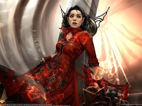 1680 215 1050 cg 1920 1200 cg fantasy girls cg artwork red empress 1920x1200 17