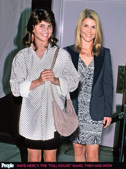 lori loughlin now and then full house candace cameron bure other cast members then