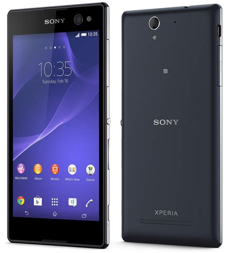 sony xperia c3 full phone specifications comparison