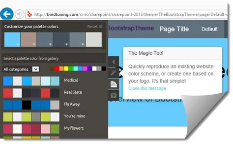 color themes office 365 free sharepoint office 365 theme new magic tool from