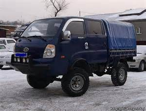 Kia 4x4 Truck 42 Best Images About Kia K2700 Doble Cabina 4x4 On