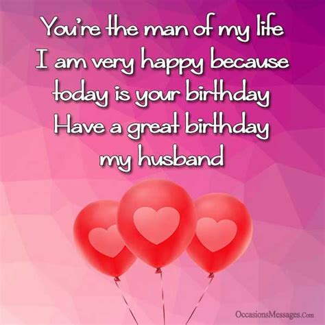 how to wish day to husband happy birthday wishes and messages for husband