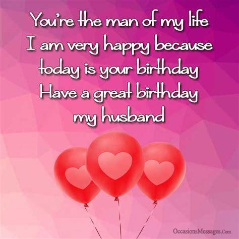 Happy Birthday Wishes For My Husband Happy Birthday Wishes And Messages For Husband