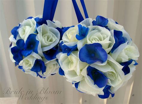 And Silver Wedding Flower Ideas by Gorgeous Royal Blue And Silver Wedding Flowers 85 With