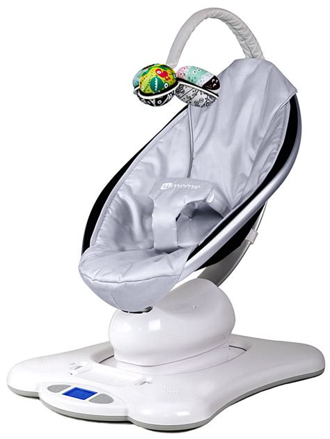 baby swing kangaroo mamaroo bouncer thinkgeek