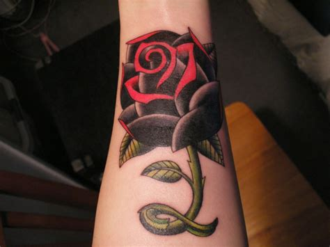 pictures of tattoos of roses 41 graceful flowers wrist tattoos