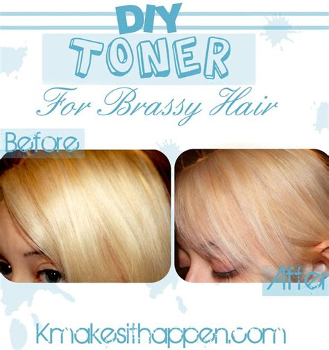 food coloring hair toner need a toner for yellow or brassy hair why not try out my