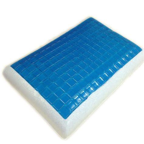 Cool Gel Pillow by King Cool Gel Memory Foam Pillow By Royal Tradition