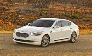 Kia K900 Used Car And Driver
