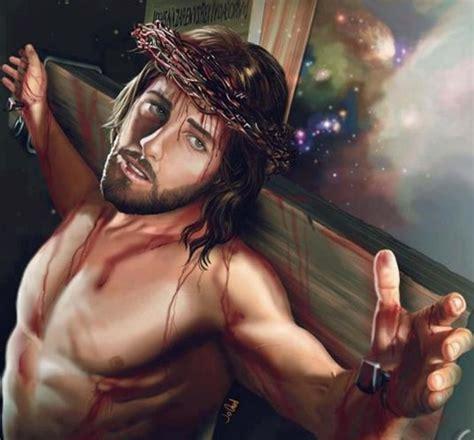 imagenes fuertes de jesus en la cruz padre perd 243 nalos porque no saben lo que hacen