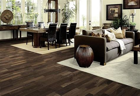 living room with dark wood floors 99 cent hardwood floors feel the home