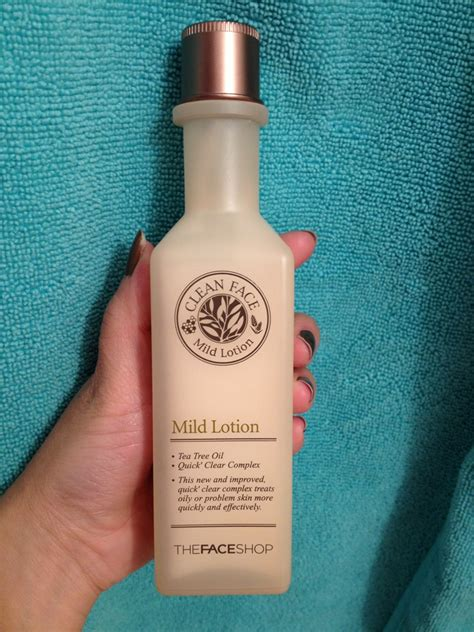 Harga The Shop Clean Mild Toner s rambles review the shop clean