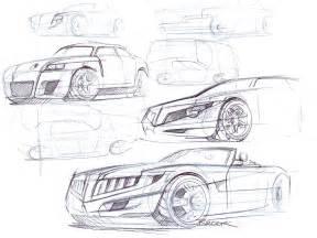 car sketch 9 my blog