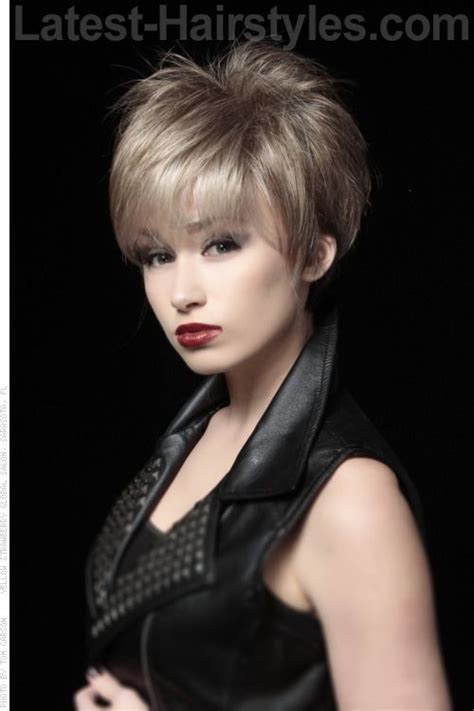 pinterest volume hair long pixie hairstyle with volume hair and beauty
