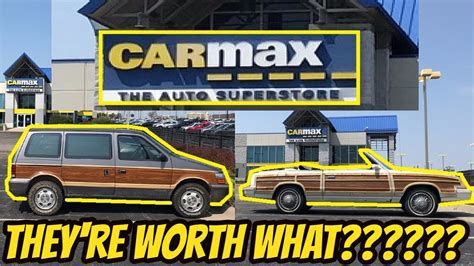 carmax chrysler i took my aged chrysler products to carmax for an