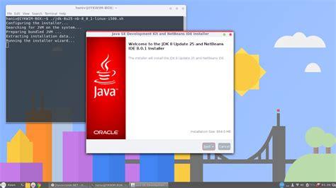 tutorial chmod ubuntu tutorial cara install netbeans ide 8 1 di ubuntu 14 04 13