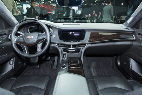 2019 cadillac interior 2019 cadillac ct6 refresh live photo gallery gm authority