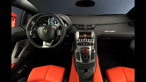 lamborghini inside view the new 2012 lamborghini aventador interior and exterior