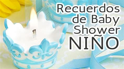40 ideas recuerdos para baby shower ni 241 o hd