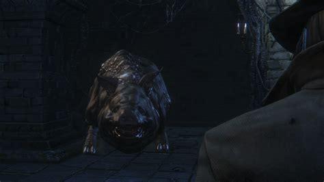 film giant pig maneater boar bloodborne wiki