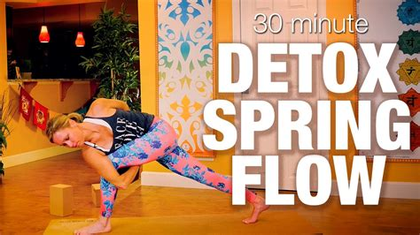 30 Minute Detox by 30 Min Detox Flow Class Five Parks