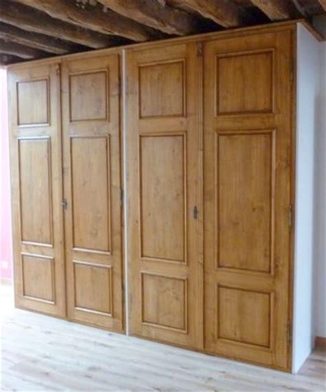 cabine armadio in legno cabine armadio su misura