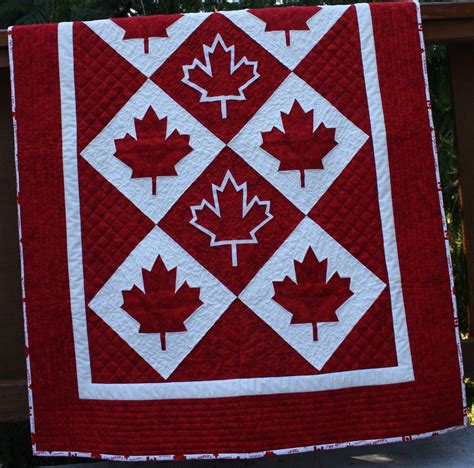 Quilts Canada by White Maple Leaf Quilts Neighbours In The