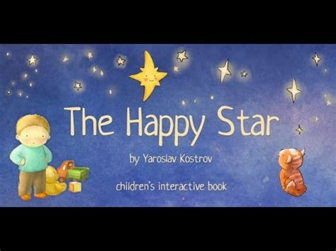 stories in the stars the happy star children s interactive book bedtime story youtube