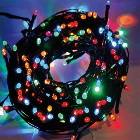 Lu Led Luminos instalatie 50 led superluminos multicolor pt interior