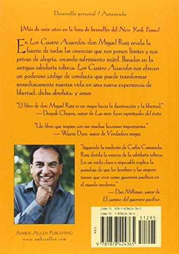 los cuatro acuerdos una los cuatro acuerdos una guia practica para la libertad personal spanish edition buy online