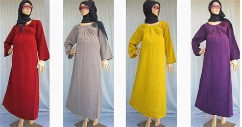 desain gamis elzatta desain gamis untuk ibu hamil baju muslim