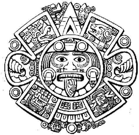 imagenes de simbolos aztecas y su significado el calendario azteca piedra del sol esoterismos com
